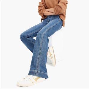 """J. Crew Wide Leg Trouser Jeans """"Tahoe"""""""
